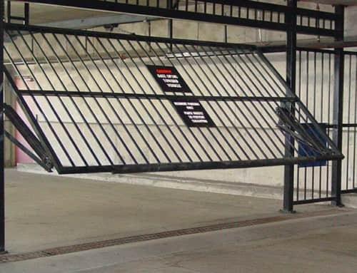 overhead gates